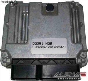 Tuning files for Audi DSG gearbox Siemens/Continental DQ381 MQB